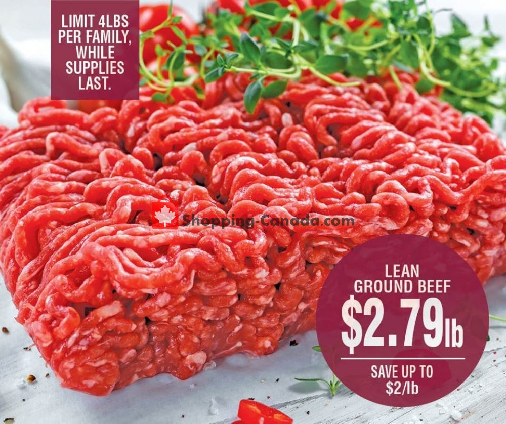 Flyer Dutchie's Fresh Market Canada - from Tuesday January 14, 2020 to Tuesday January 14, 2020