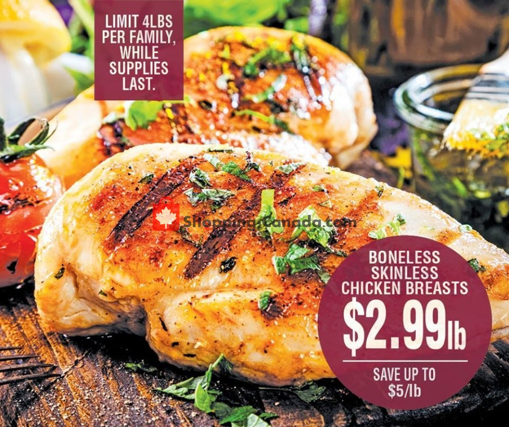 Flyer Dutchie's Fresh Market Canada - from Wednesday January 15, 2020 to Wednesday January 15, 2020
