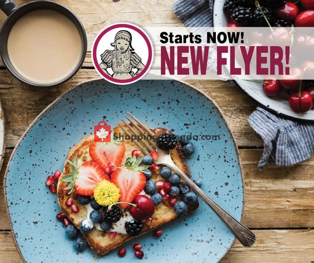 Flyer Dutchie's Fresh Market Canada - from Thursday January 30, 2020 to Saturday February 1, 2020