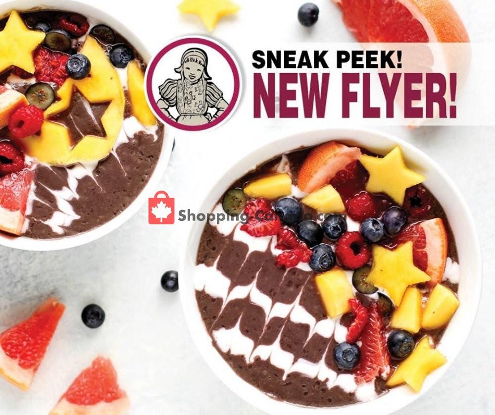 Flyer Dutchie's Fresh Market Canada - from Thursday January 30, 2020 to Thursday January 30, 2020