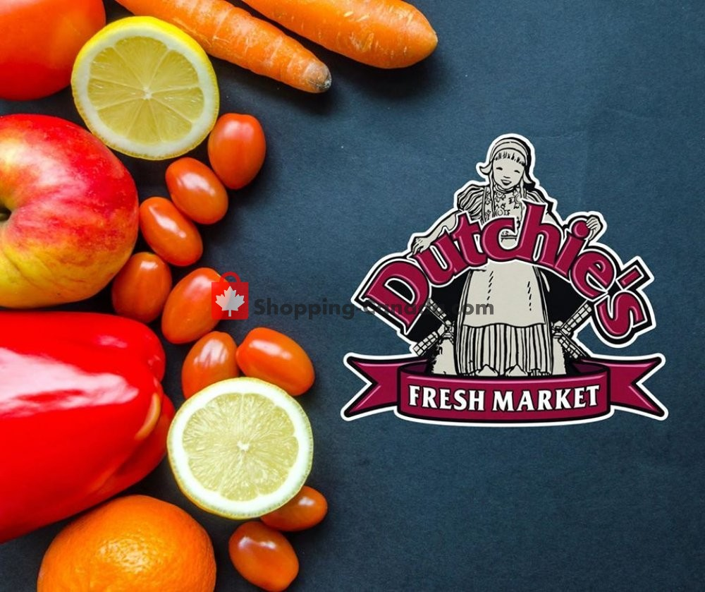 Flyer Dutchie's Fresh Market Canada - from Thursday July 9, 2020 to Thursday July 9, 2020