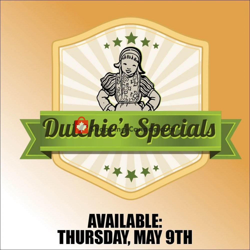 Flyer Dutchie's Fresh Market Canada - from Thursday May 9, 2019 to Thursday May 9, 2019