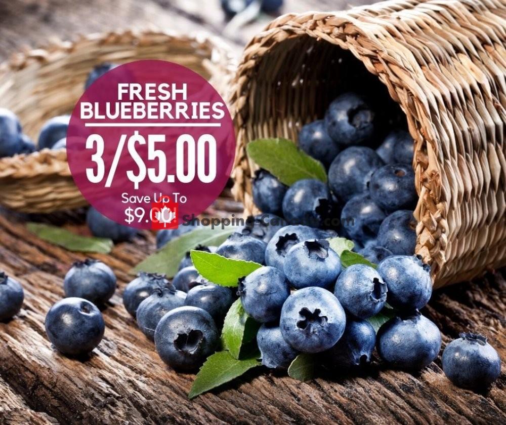 Flyer Dutchie's Fresh Market Canada - from Thursday November 7, 2019 to Saturday November 9, 2019