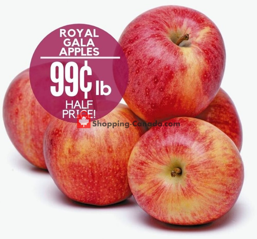 Flyer Dutchie's Fresh Market Canada - from Monday October 7, 2019 to Monday October 7, 2019