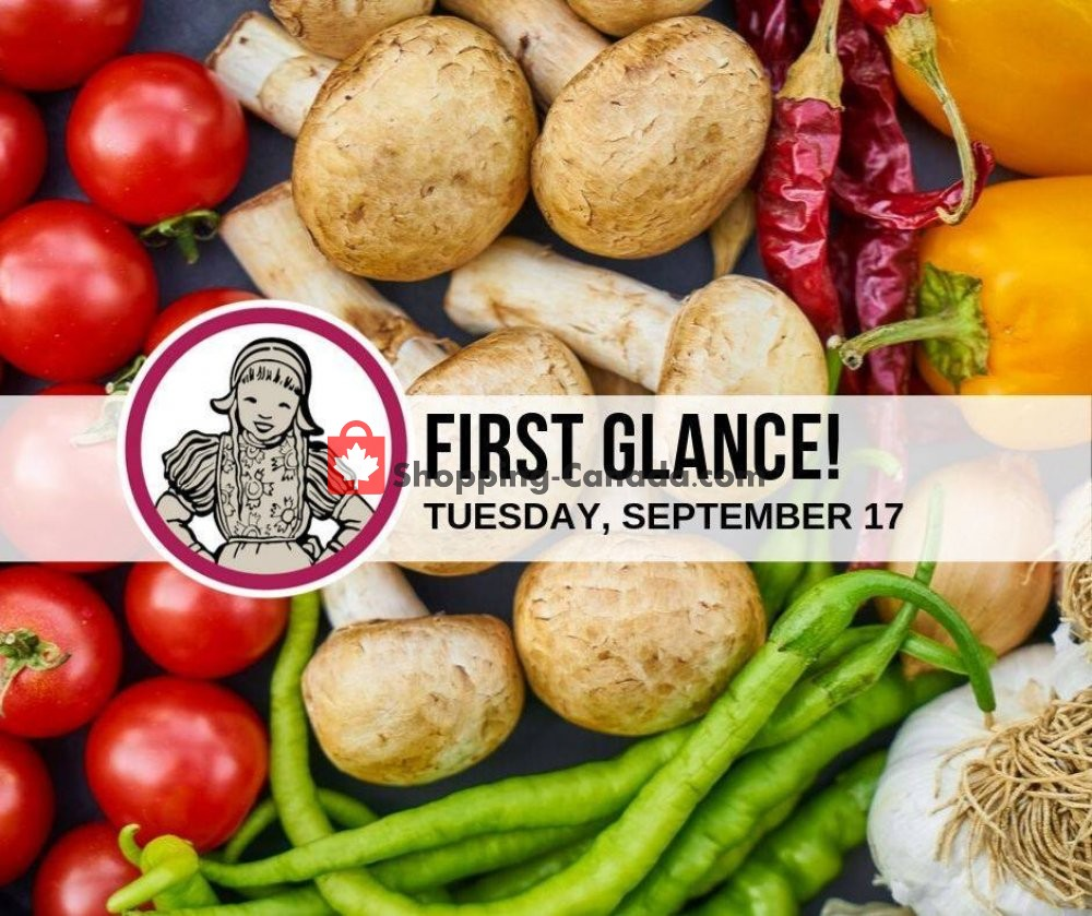 Flyer Dutchie's Fresh Market Canada - from Tuesday September 17, 2019 to Tuesday September 17, 2019