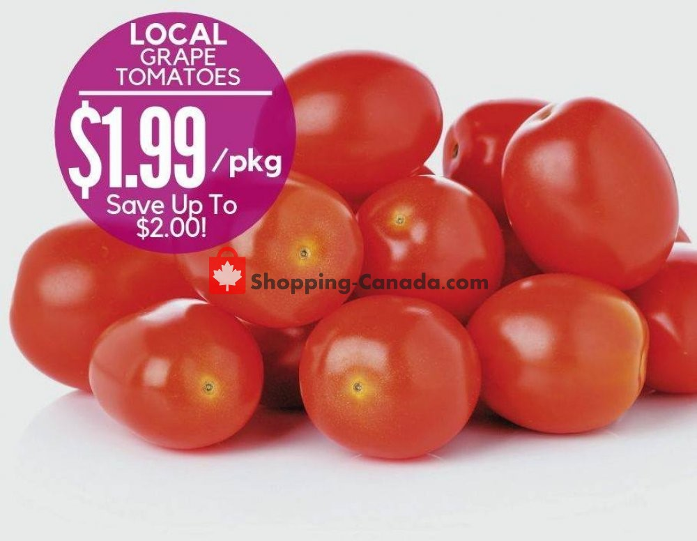 Flyer Dutchie's Fresh Market Canada - from Thursday September 5, 2019 to Thursday September 5, 2019