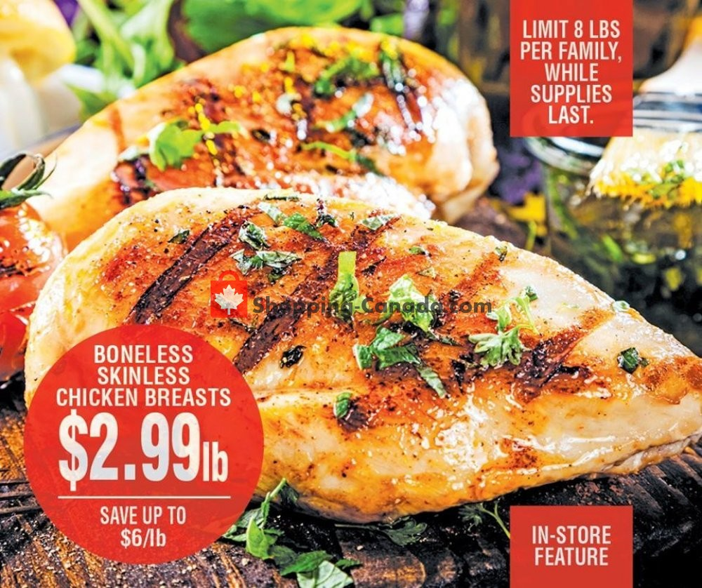 Flyer Dutchie's Fresh Market Canada - from Tuesday April 28, 2020 to Tuesday April 28, 2020