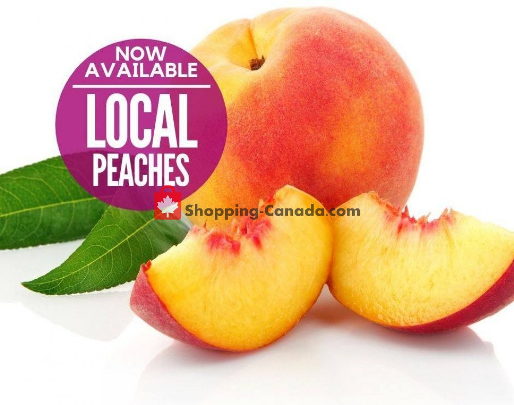Flyer Dutchie's Fresh Market Canada - from Monday August 12, 2019 to Monday August 12, 2019