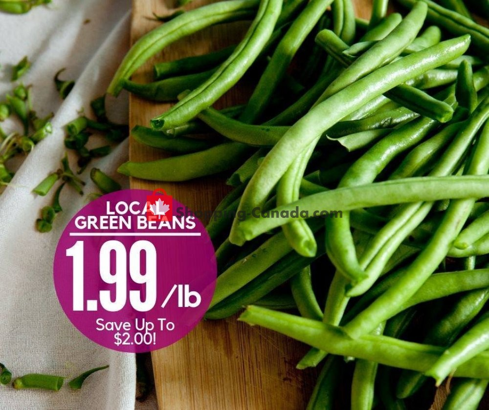 Flyer Dutchie's Fresh Market Canada - from Thursday August 8, 2019 to Thursday August 8, 2019