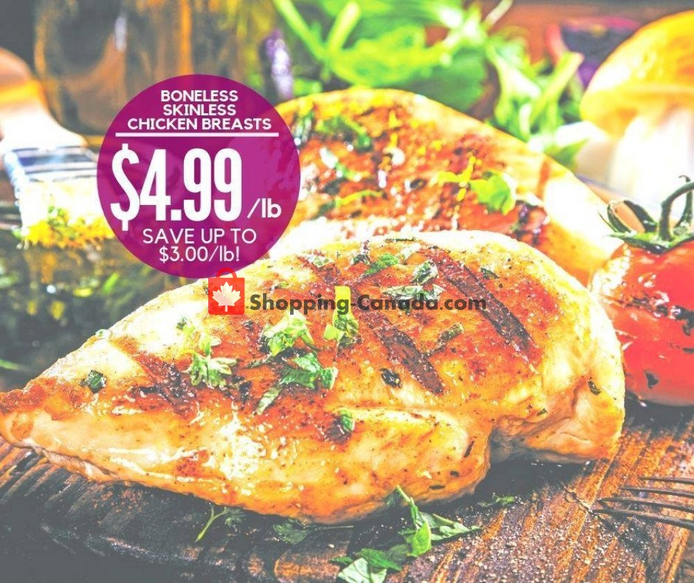 Flyer Dutchie's Fresh Market Canada - from Monday July 22, 2019 to Monday July 22, 2019