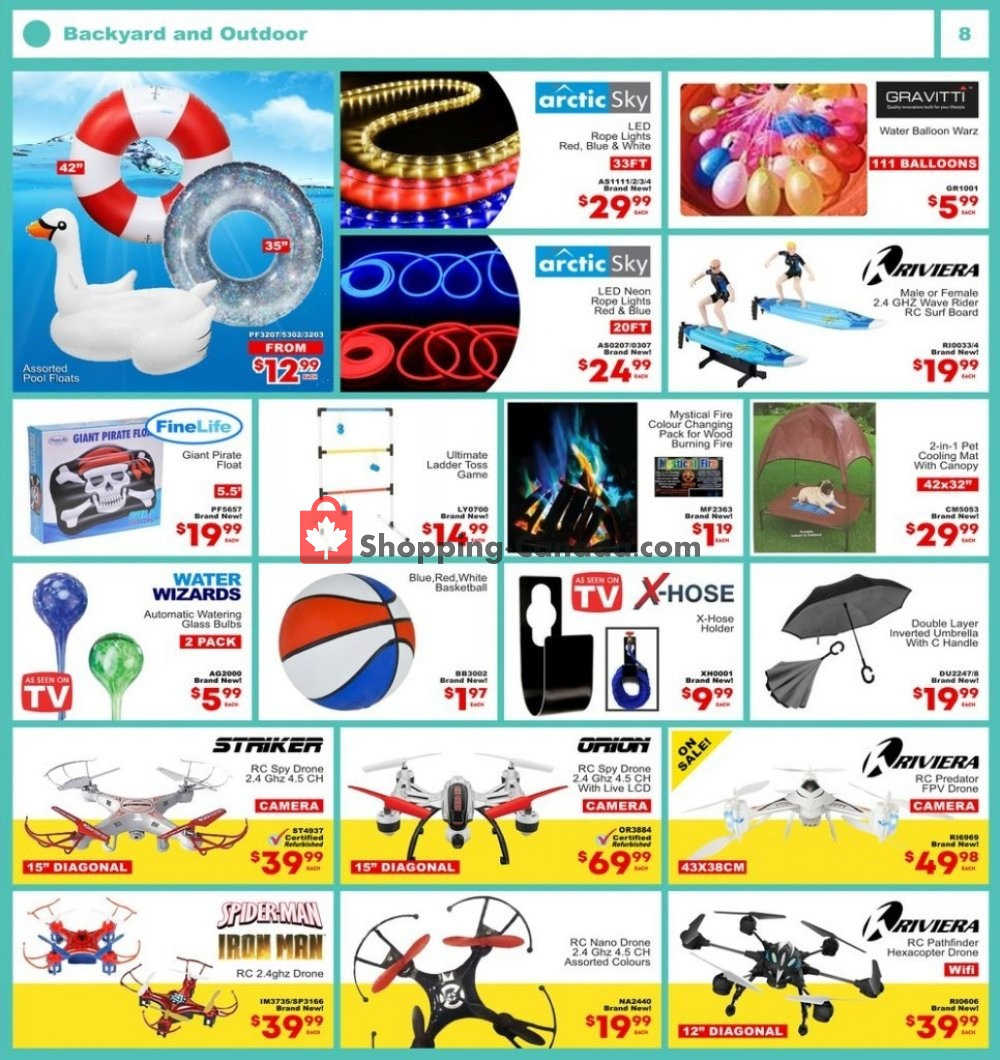 Flyer Factorydirect.ca Canada - from Wednesday July 10, 2019 to Sunday July 21, 2019