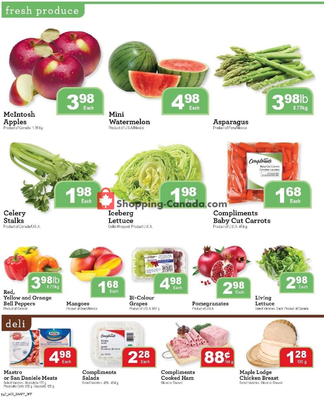 Flyer Family Foods Canada - from Friday November 8, 2019 to Thursday November 14, 2019