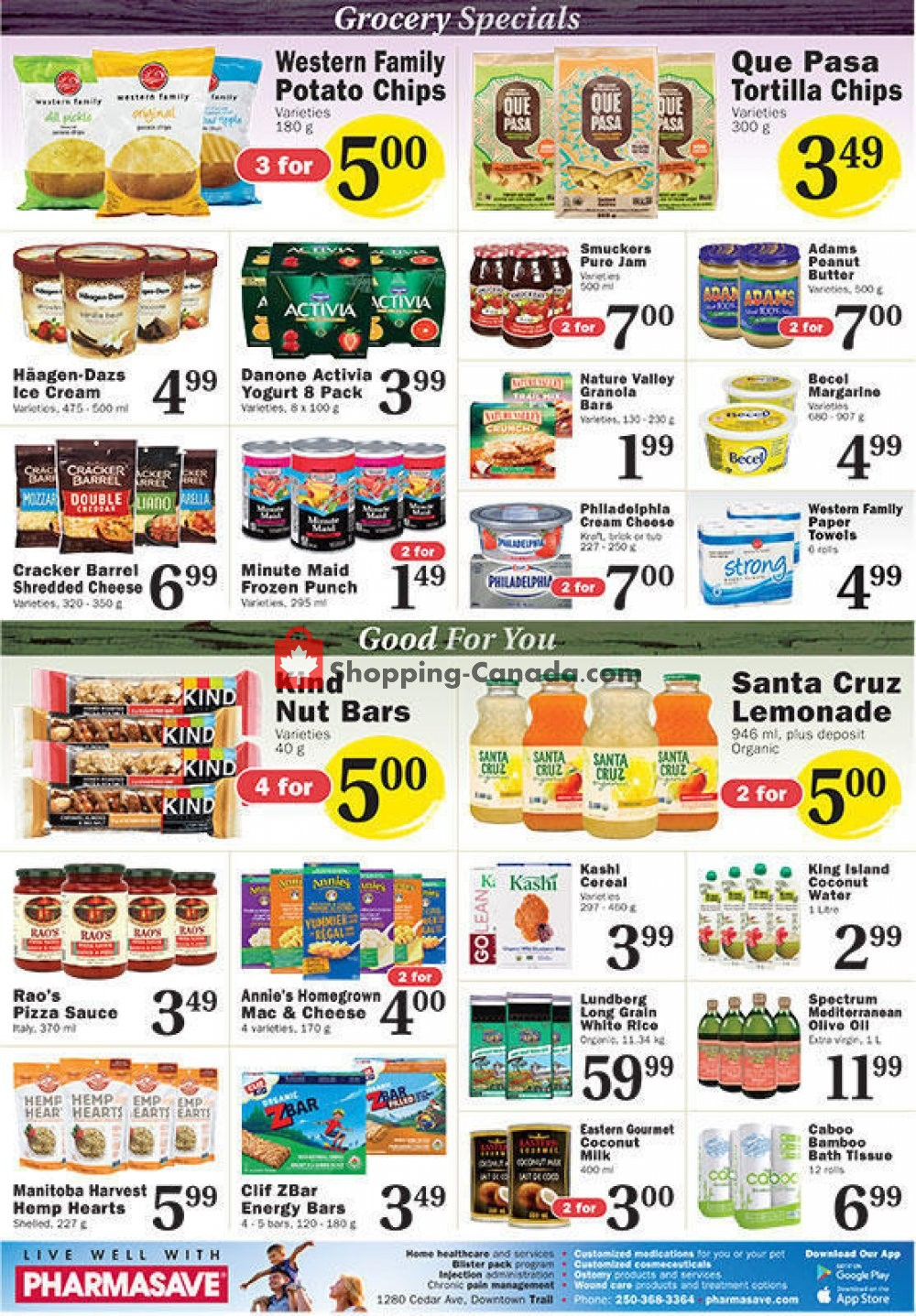 Flyer Ferraro Foods Canada - from Tuesday July 9, 2019 to Monday July 22, 2019