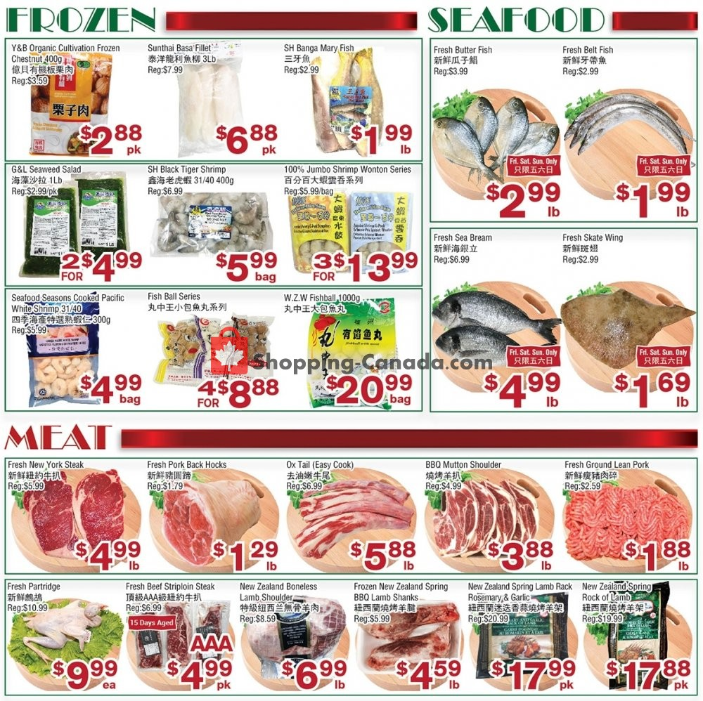 Flyer First Choice Supermarket Canada - from Friday September 6, 2019 to Thursday September 12, 2019