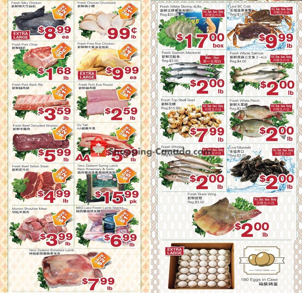 Flyer First Choice Supermarket Canada - from Friday January 22, 2021 to Thursday January 28, 2021