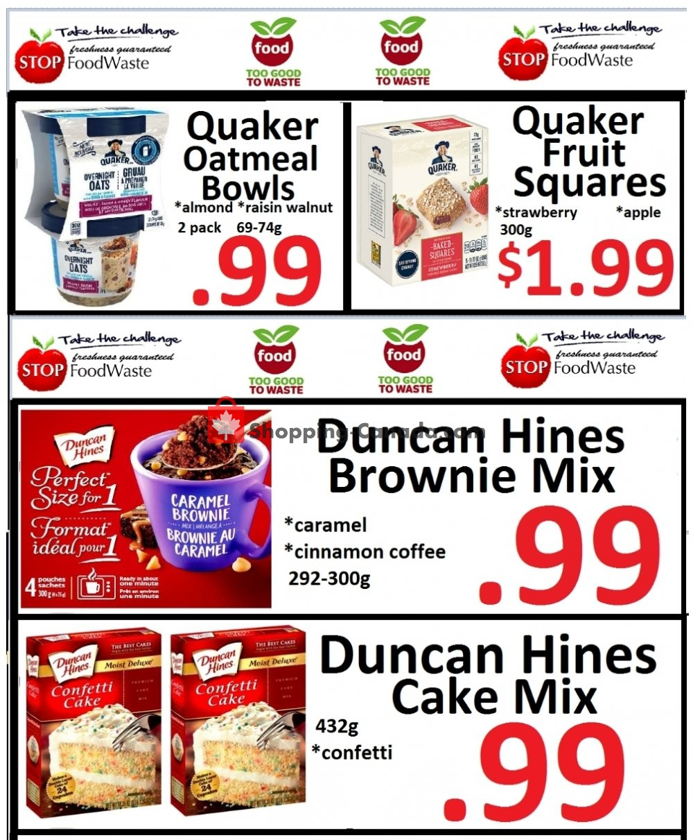 Flyer Food 4 Less Canada - from Thursday August 6, 2020 to Thursday August 13, 2020