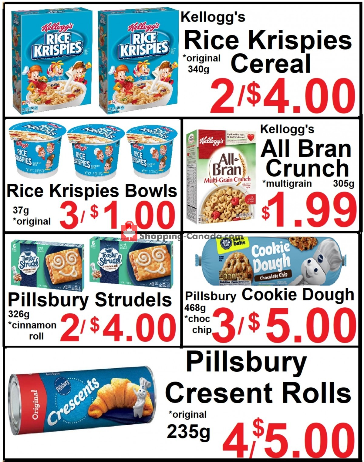 Flyer Food 4 Less Canada - from Friday April 2, 2021 to Thursday April 8, 2021