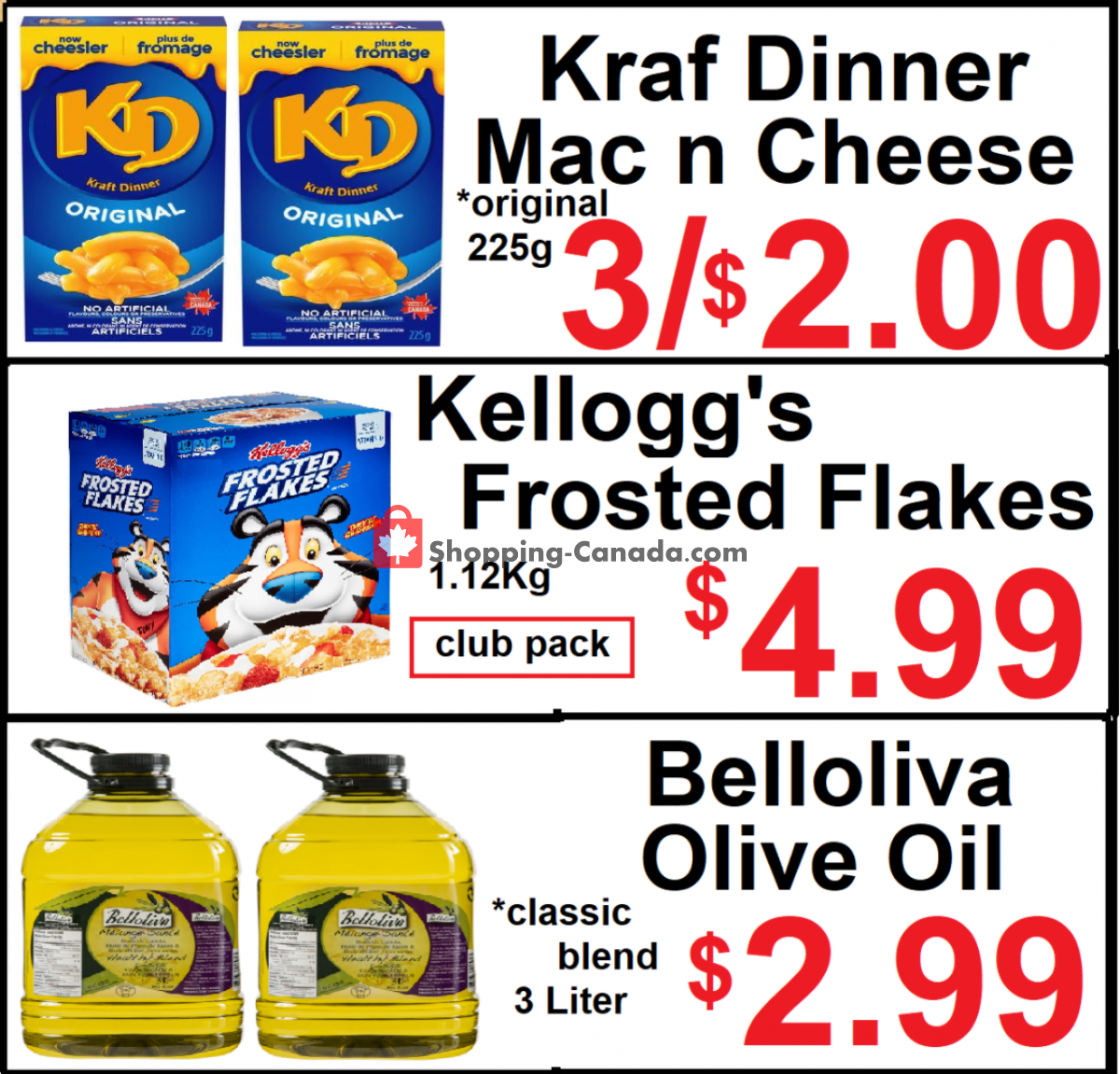 Flyer Food 4 Less Canada - from Friday July 16, 2021 to Thursday July 22, 2021
