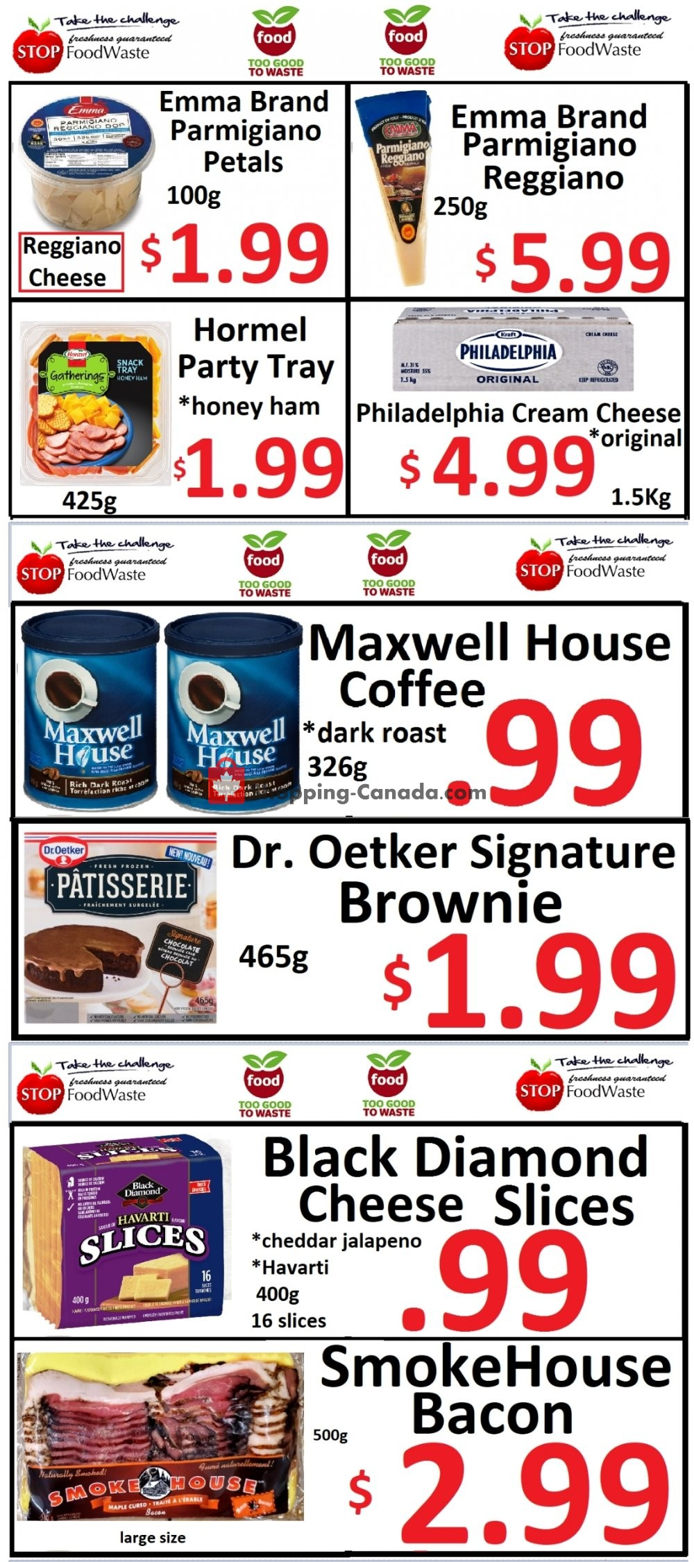 Flyer Food 4 Less Canada - from Friday July 3, 2020 to Thursday July 9, 2020