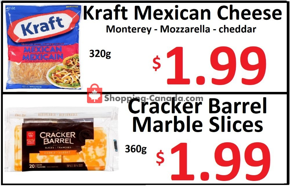 Flyer Food 4 Less Canada - from Friday May 29, 2020 to Thursday June 4, 2020