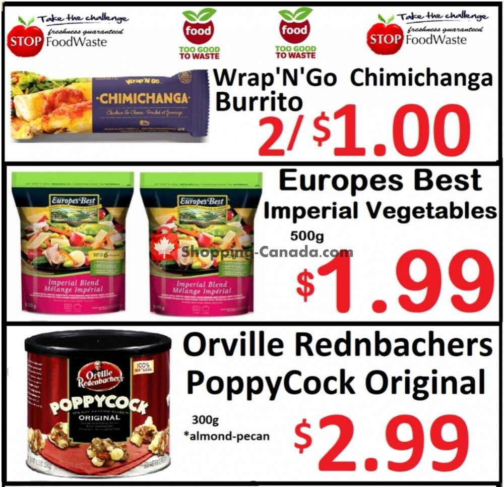 Flyer Food 4 Less Canada - from Friday October 16, 2020 to Thursday October 22, 2020