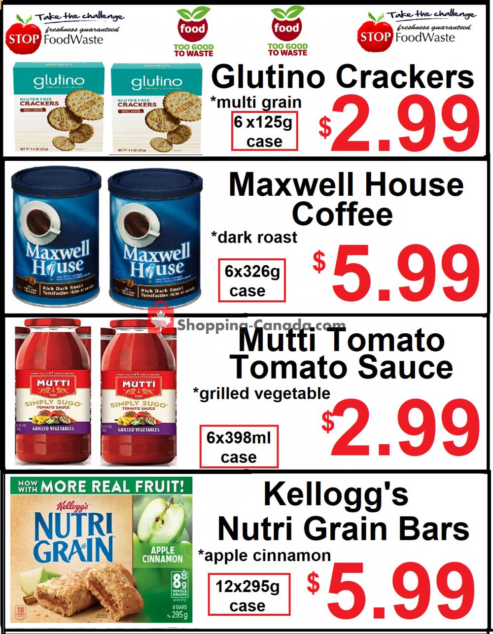 Flyer Food 4 Less Canada - from Friday January 15, 2021 to Thursday January 21, 2021