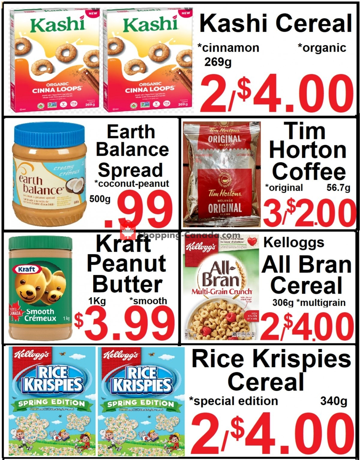 Flyer Food 4 Less Canada - from Friday July 9, 2021 to Thursday July 15, 2021