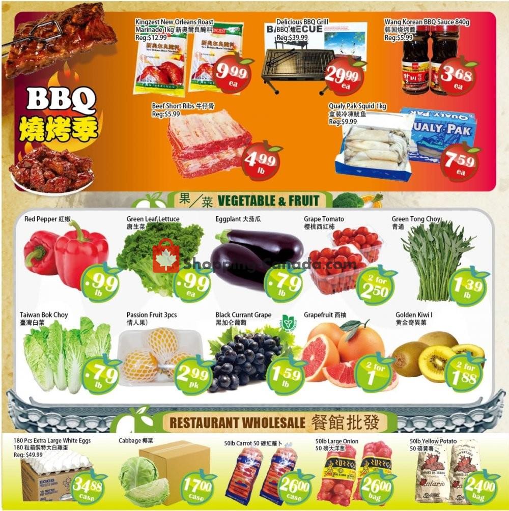 Flyer Food Depot Supermarket Canada - from Friday September 6, 2019 to Thursday September 12, 2019