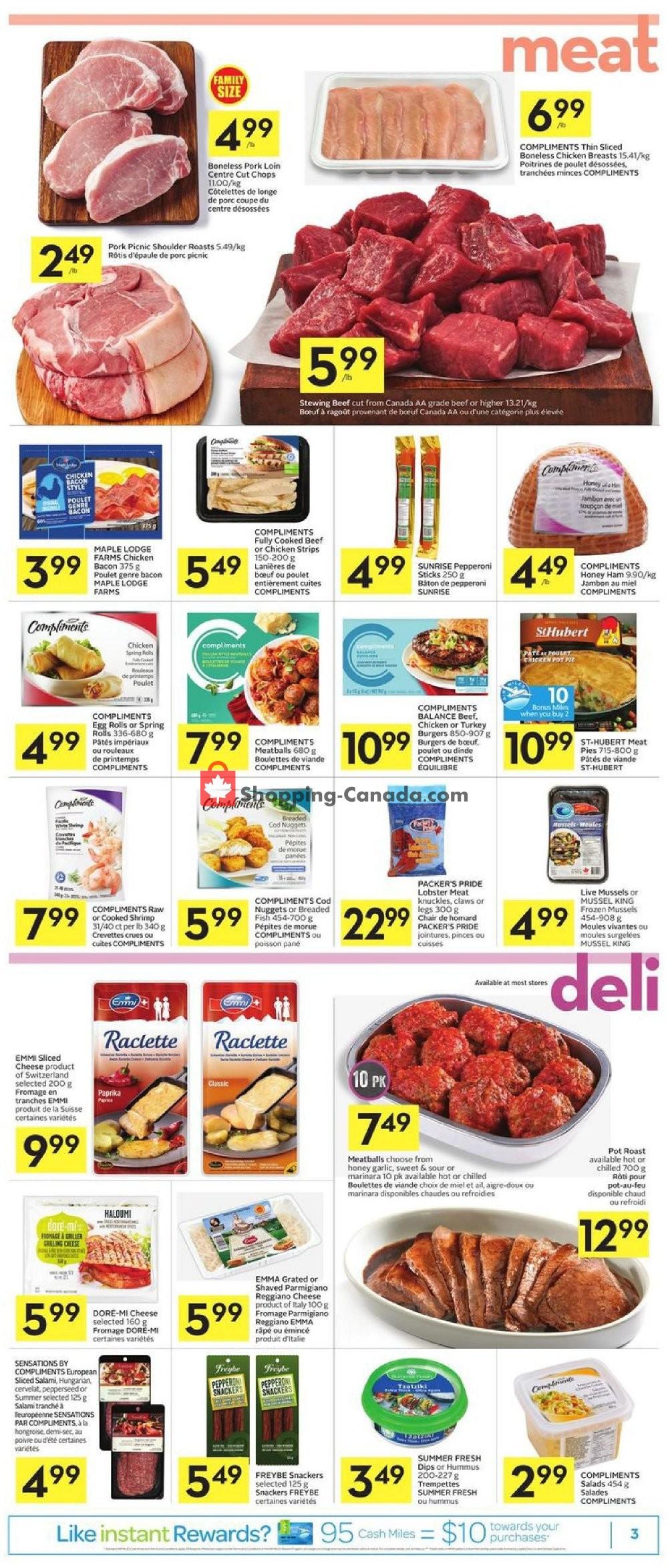 Flyer Foodland Canada - from Thursday January 16, 2020 to Wednesday January 22, 2020