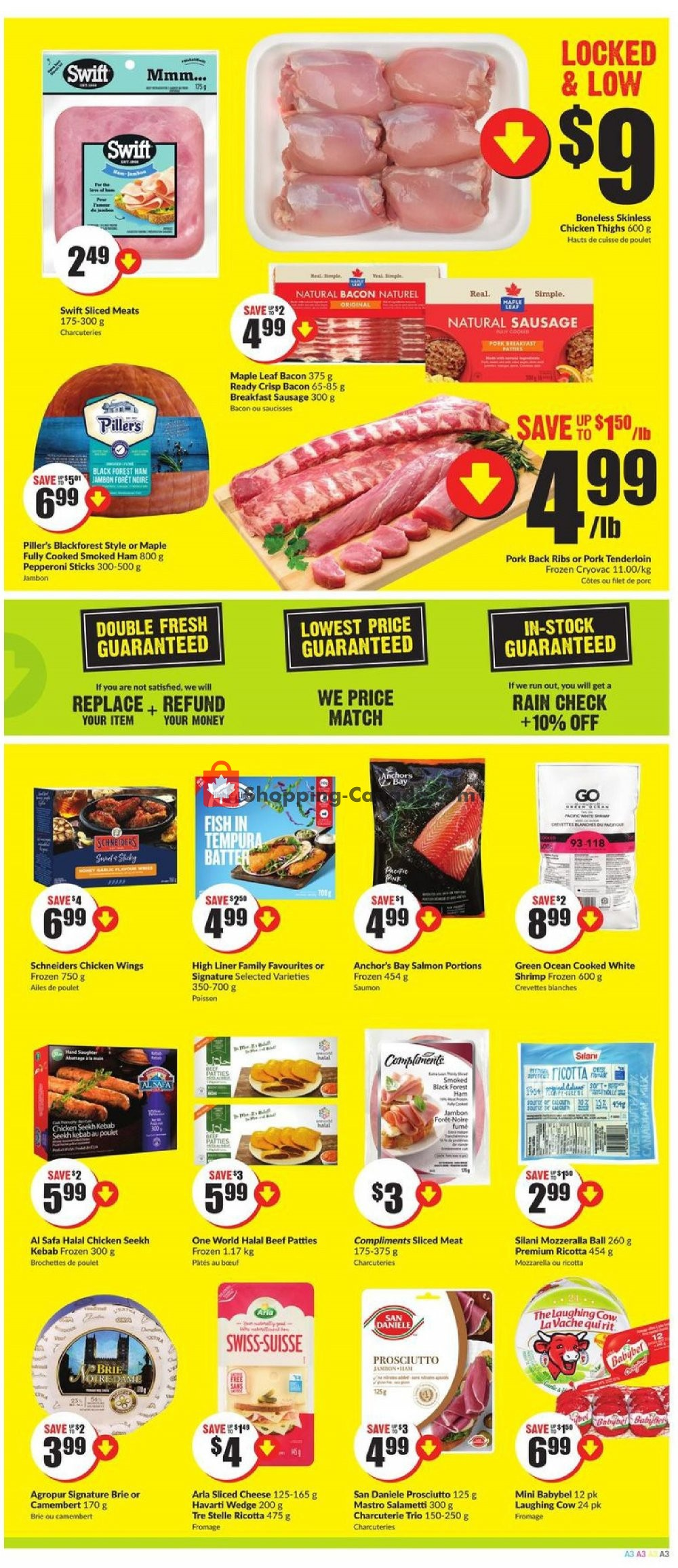Flyer Fresh Co. Canada - from Thursday November 7, 2019 to Wednesday November 13, 2019
