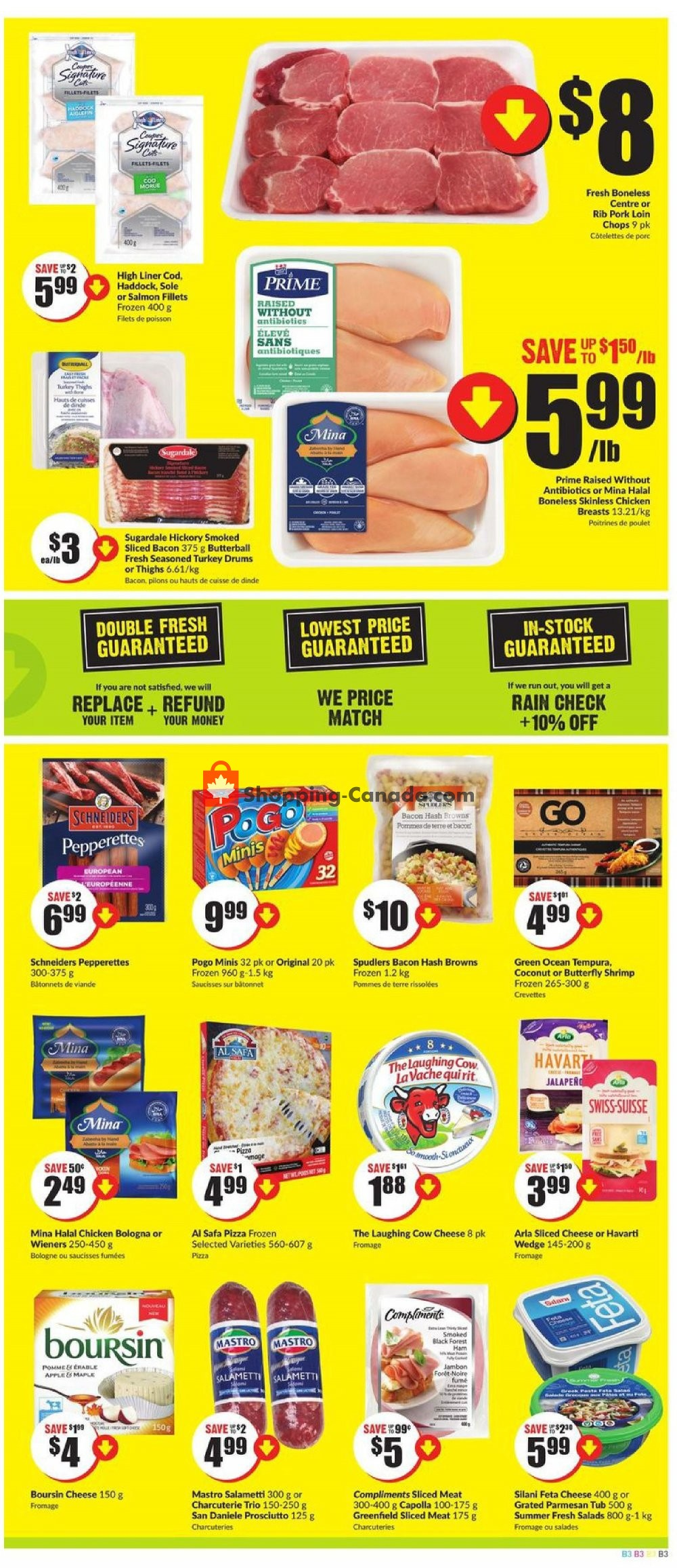 Flyer Fresh Co. Canada - from Thursday October 10, 2019 to Wednesday October 16, 2019