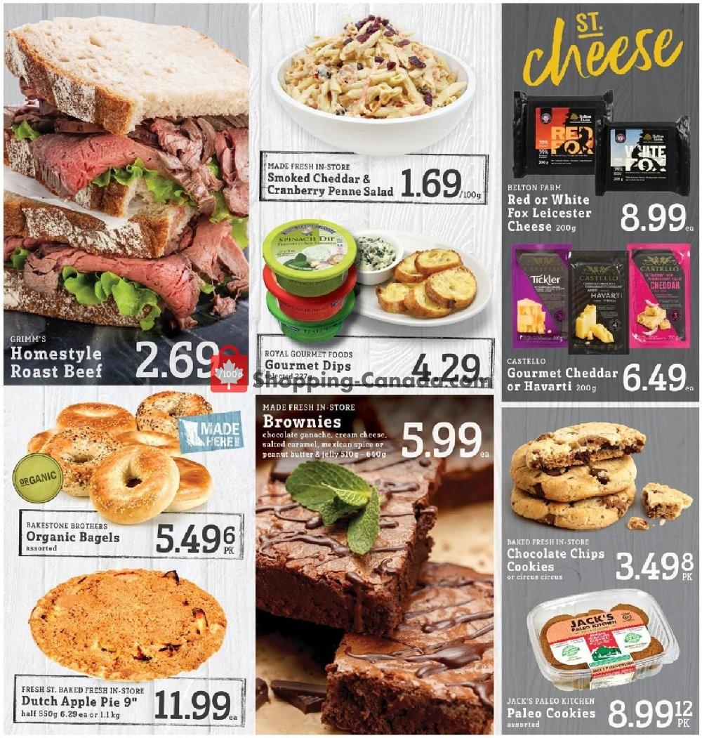 Flyer Fresh St. Market Canada - from Friday January 10, 2020 to Thursday January 16, 2020