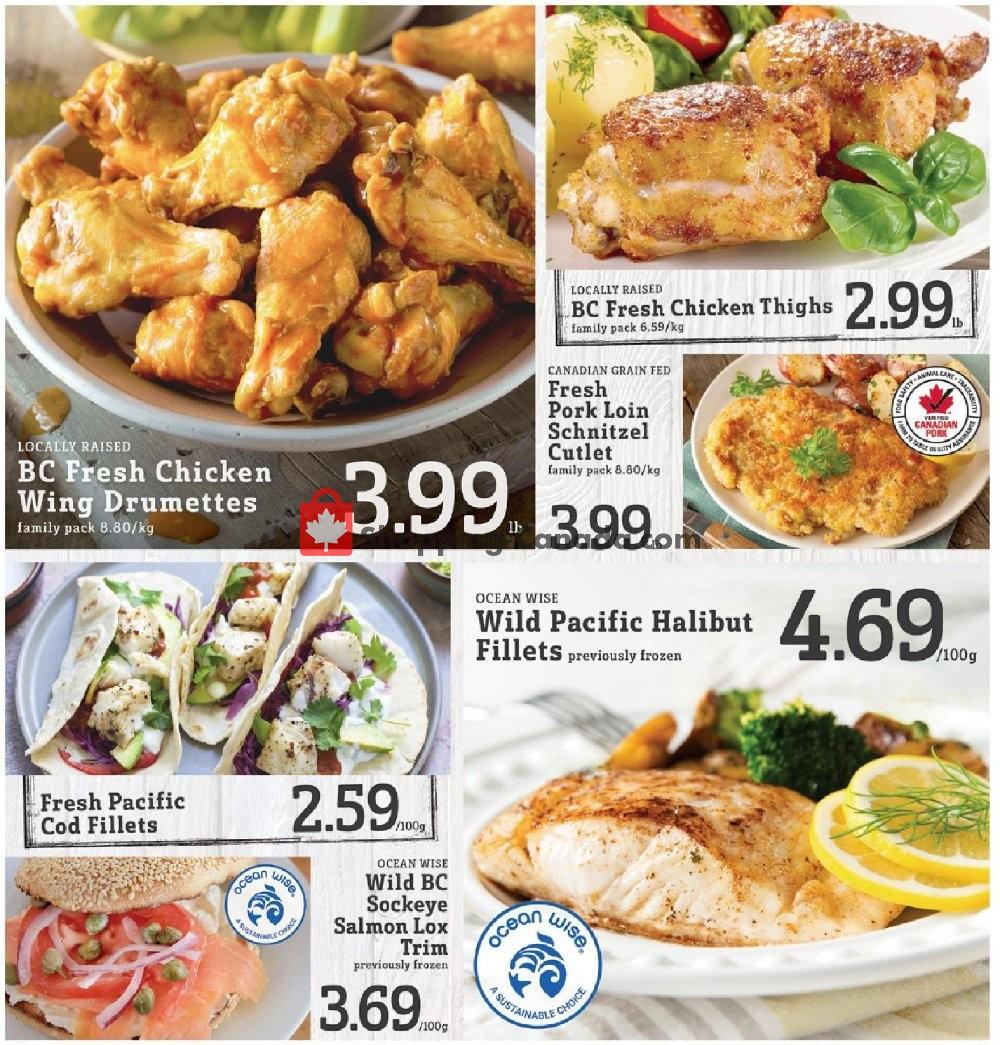 Flyer Fresh St. Market Canada - from Friday November 8, 2019 to Thursday November 14, 2019