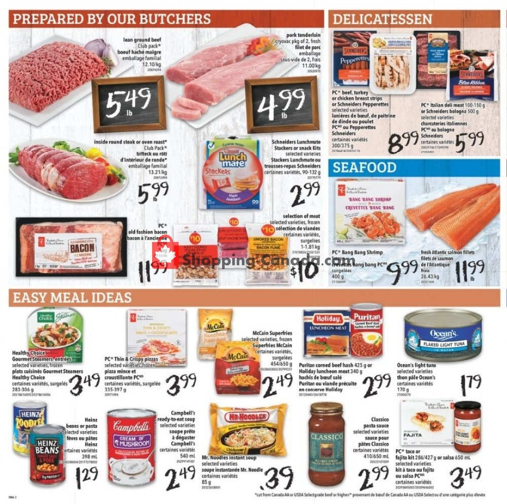 Flyer Freshmart Canada - from Thursday January 16, 2020 to Wednesday January 22, 2020