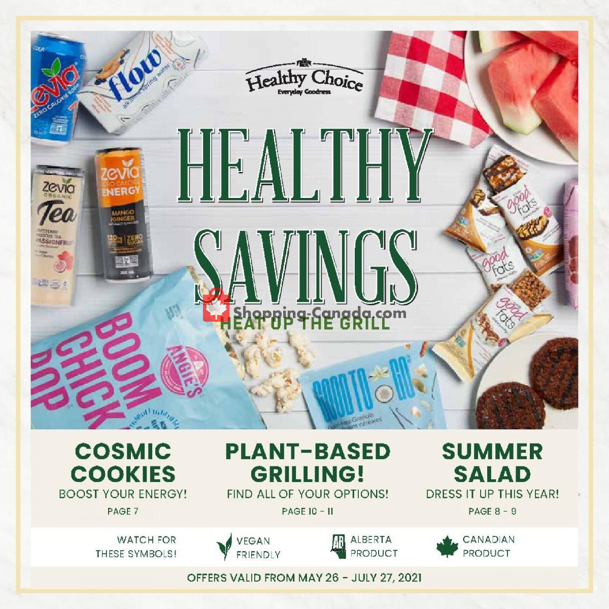 Flyer Freson Bros. Canada - from Wednesday May 26, 2021 to Tuesday July 27, 2021