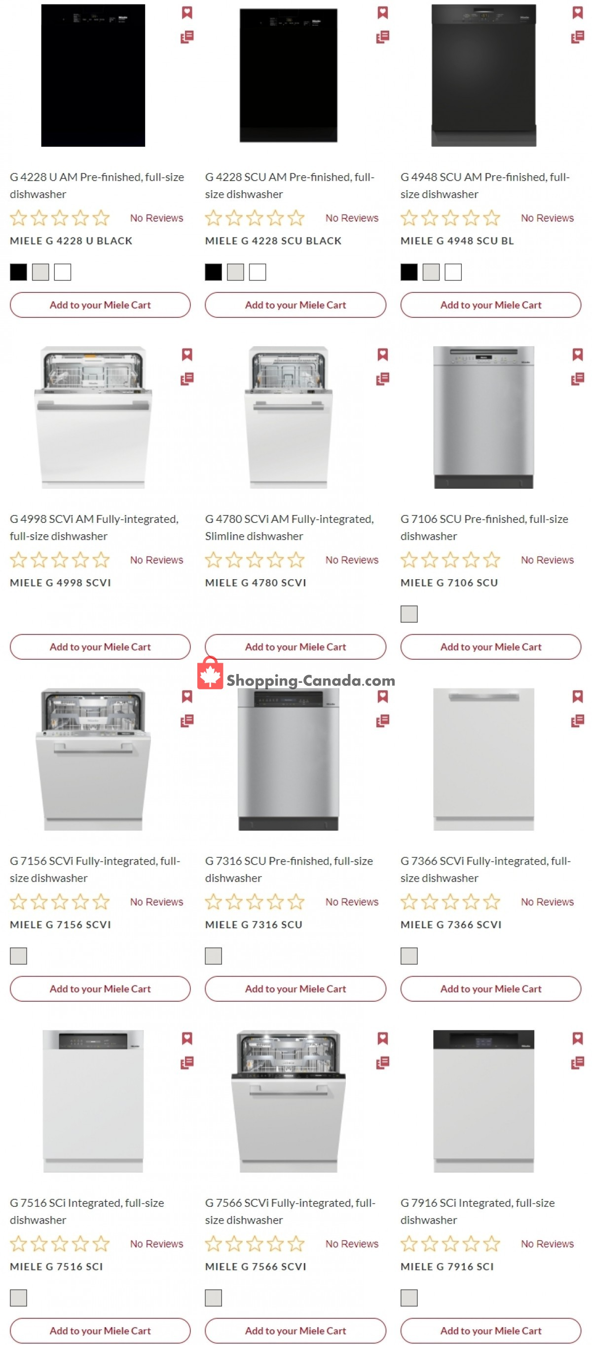 Flyer GOEMANS APPLIANCES Canada - from Friday July 16, 2021 to Thursday August 26, 2021