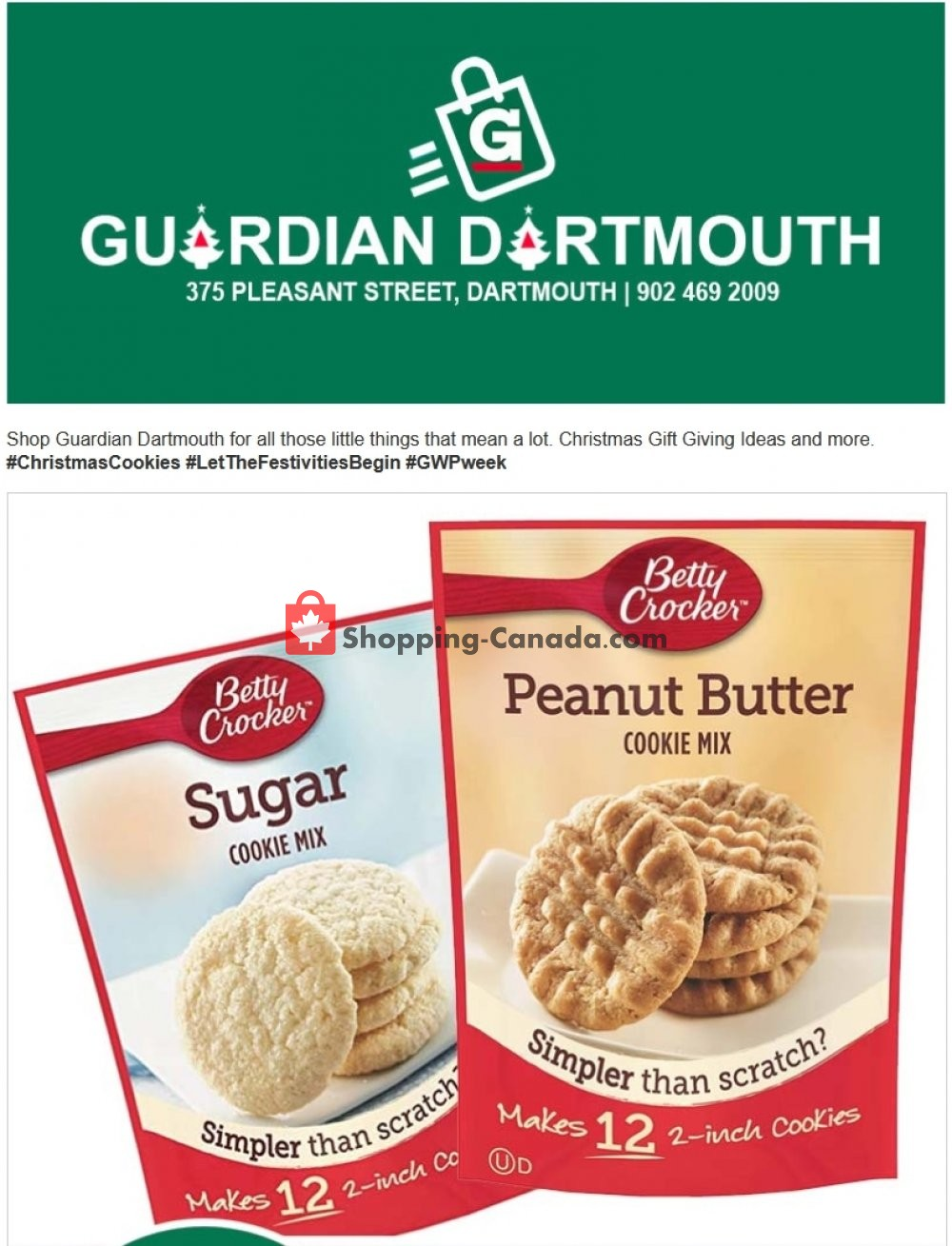 Flyer Guardian Canada - from Tuesday December 15, 2020 to Monday December 21, 2020
