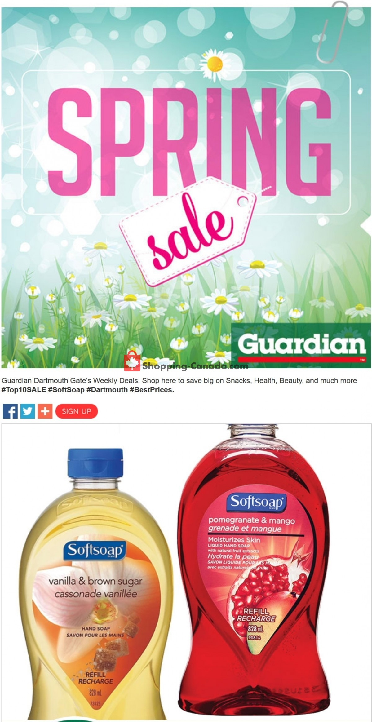 Flyer Guardian Canada - from Tuesday March 2, 2021 to Monday March 8, 2021