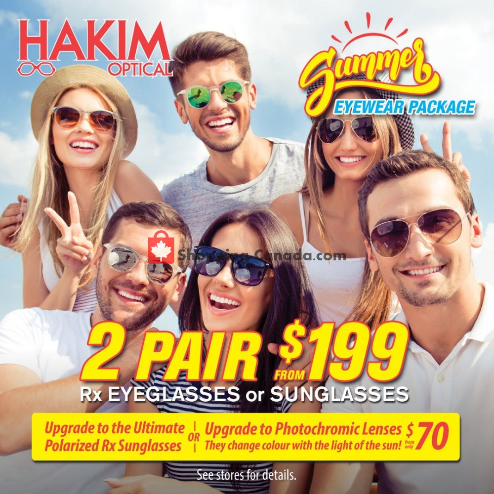 Flyer Hakim Canada - from Monday June 3, 2019 to Sunday June 9, 2019