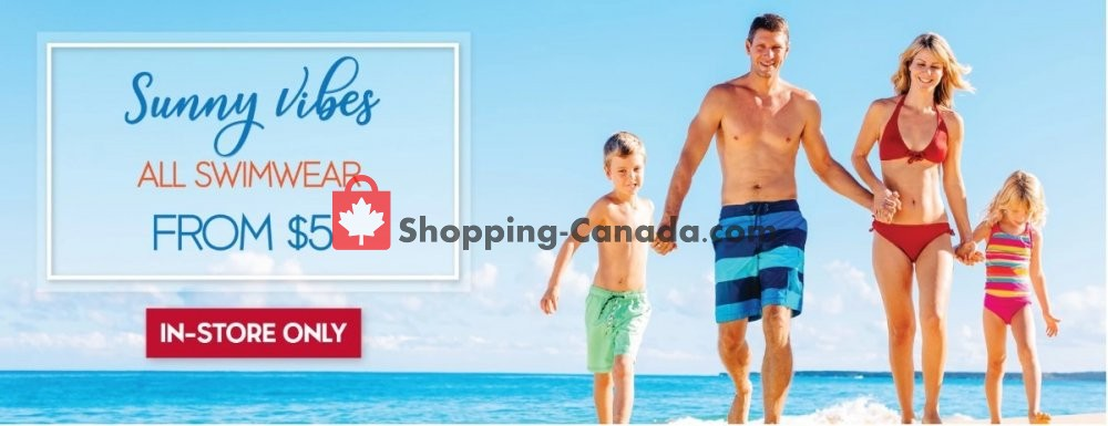Flyer Hart Canada - from Wednesday August 7, 2019 to Tuesday August 13, 2019
