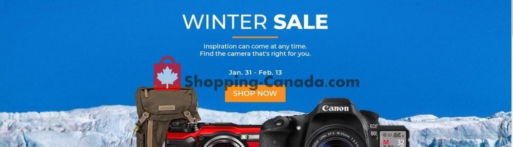Flyer Henry's Canada - from Friday January 31, 2020 to Thursday February 13, 2020