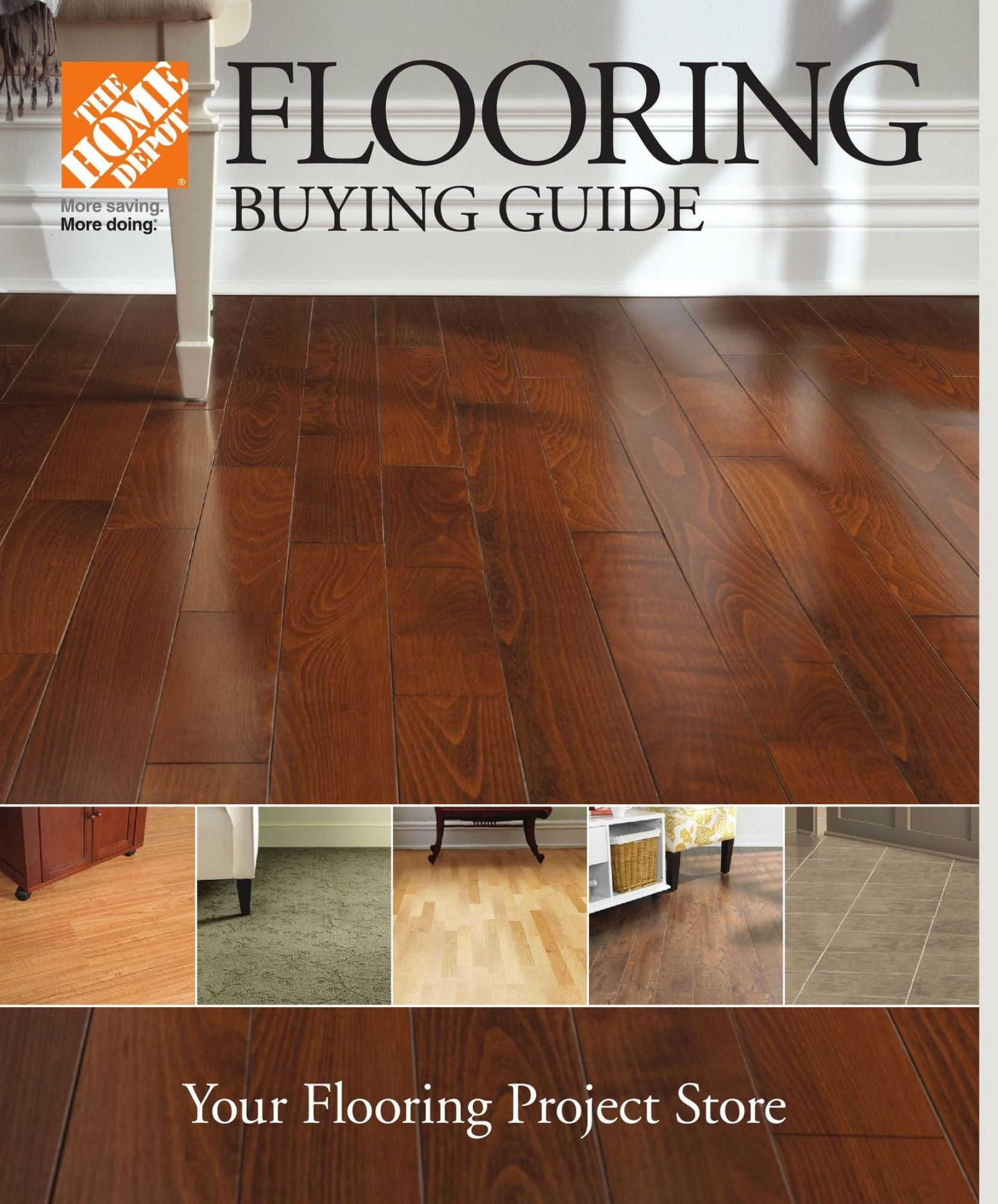 Flyer Home Depot Canada - from Monday January 1, 2018 to Monday December 31, 2018