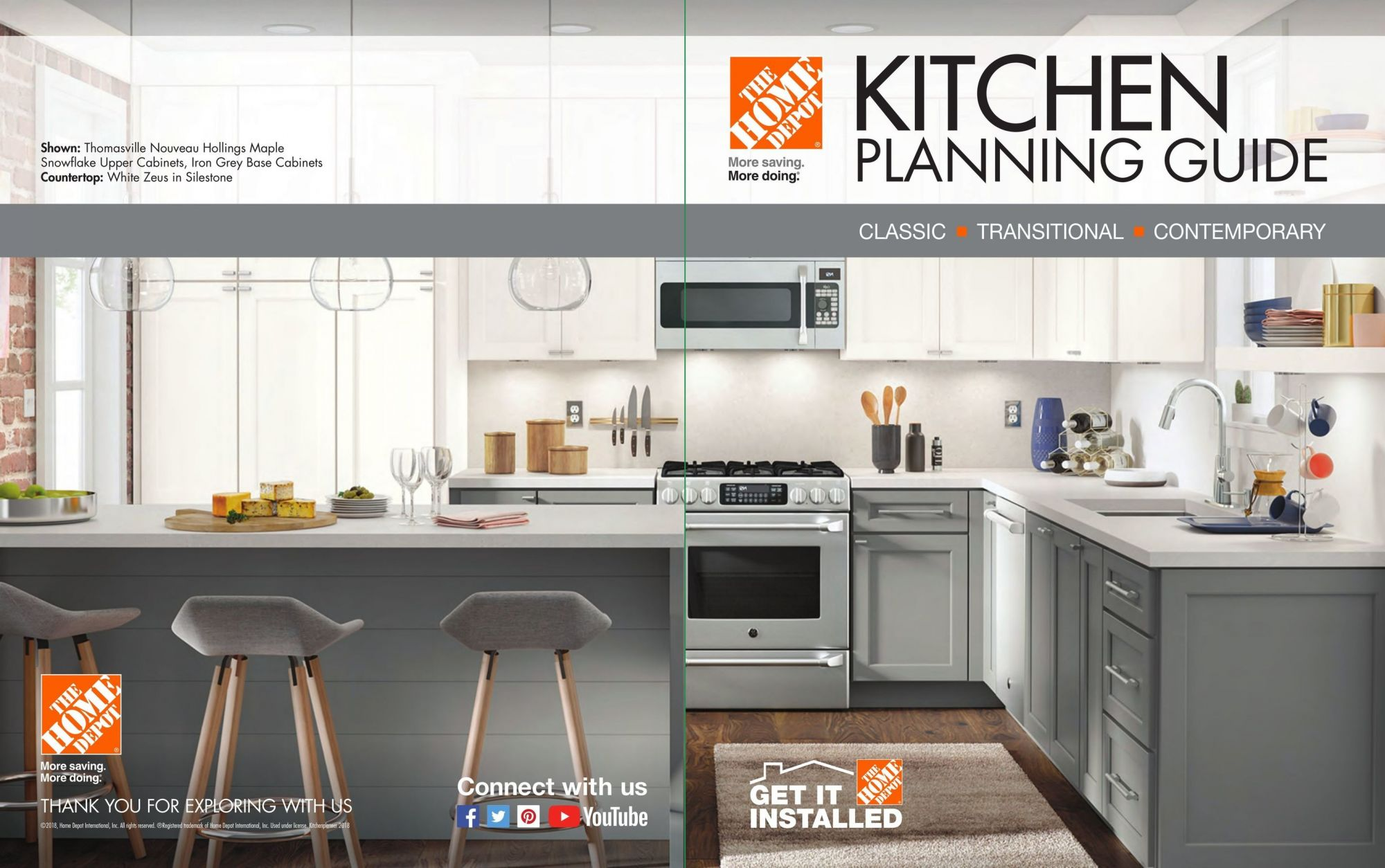 Home Depot Canada, flyer   Kitchen Planning Guide April 20 ...