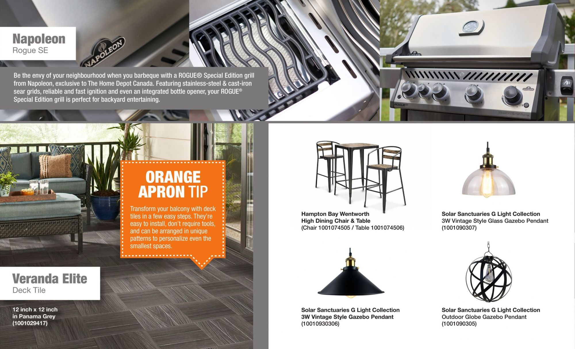 Flyer Home Depot Canada - from Saturday May 5, 2018 to Wednesday May 30, 2018