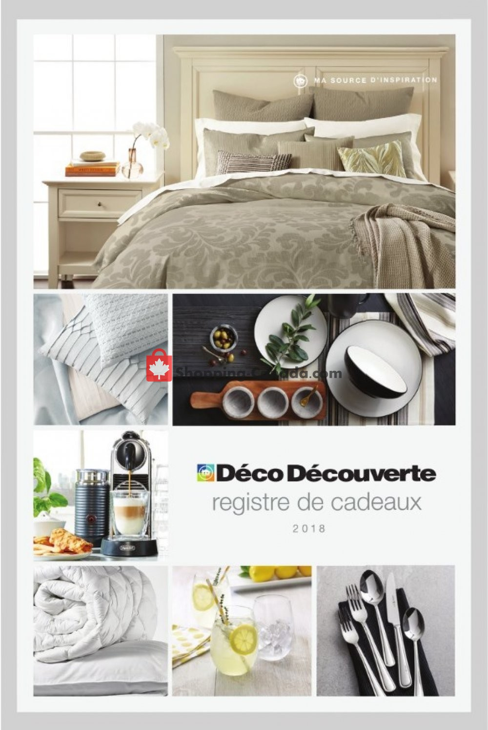 Flyer Home Outfitters Canada - from Tuesday January 1, 2019 to Tuesday December 31, 2019