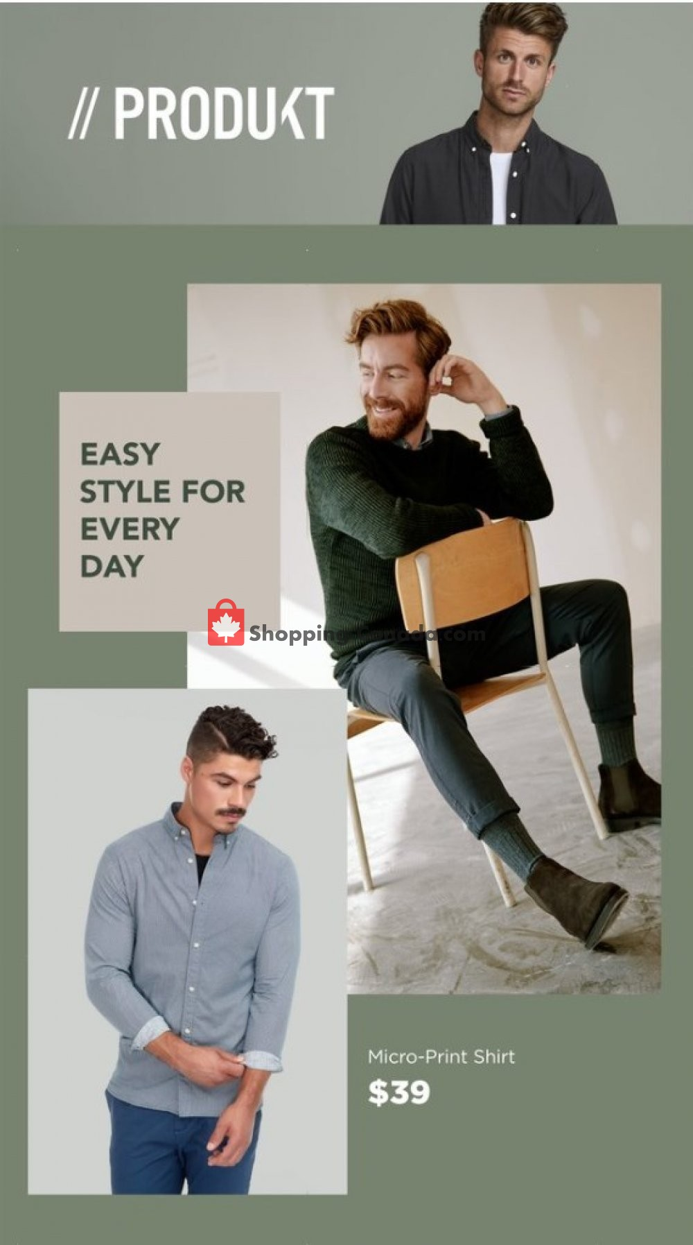 Flyer Hudson's Bay Canada - from Wednesday September 4, 2019 to Tuesday September 10, 2019