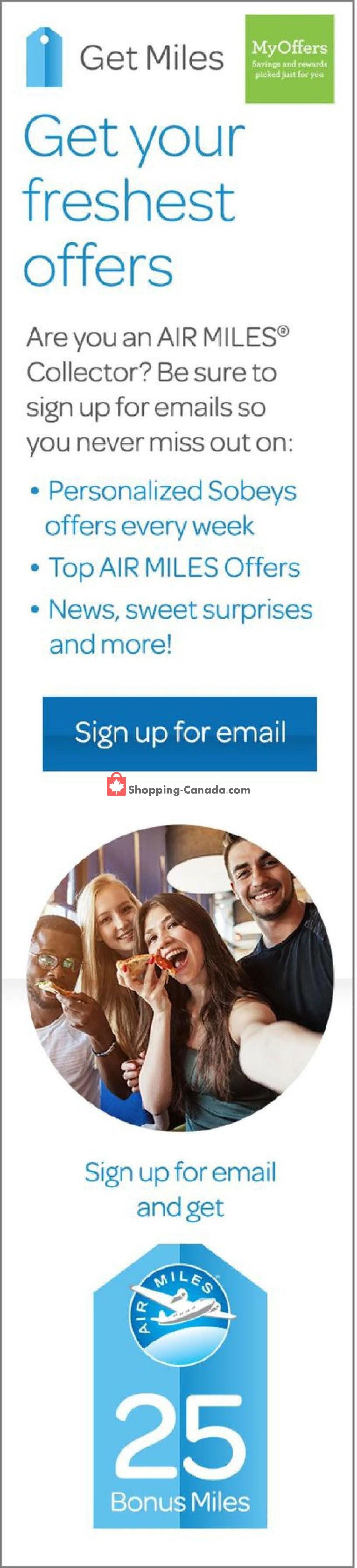 Flyer IGA Extra Canada - from Thursday January 16, 2020 to Wednesday January 22, 2020
