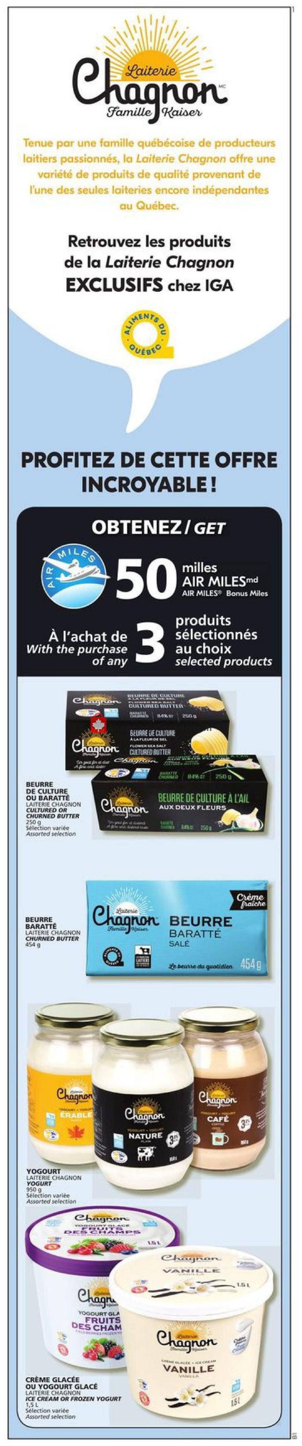 Flyer IGA Extra Canada - from Thursday February 6, 2020 to Wednesday February 12, 2020