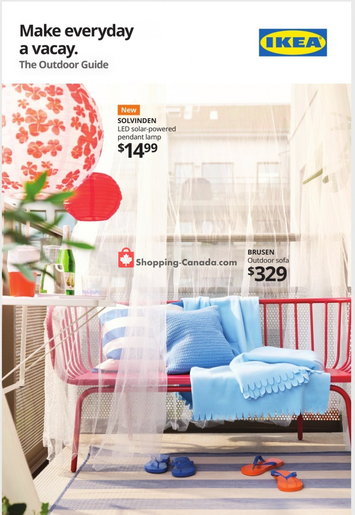 Flyer Ikea Canada - from Thursday May 20, 2021 to Wednesday June 16, 2021