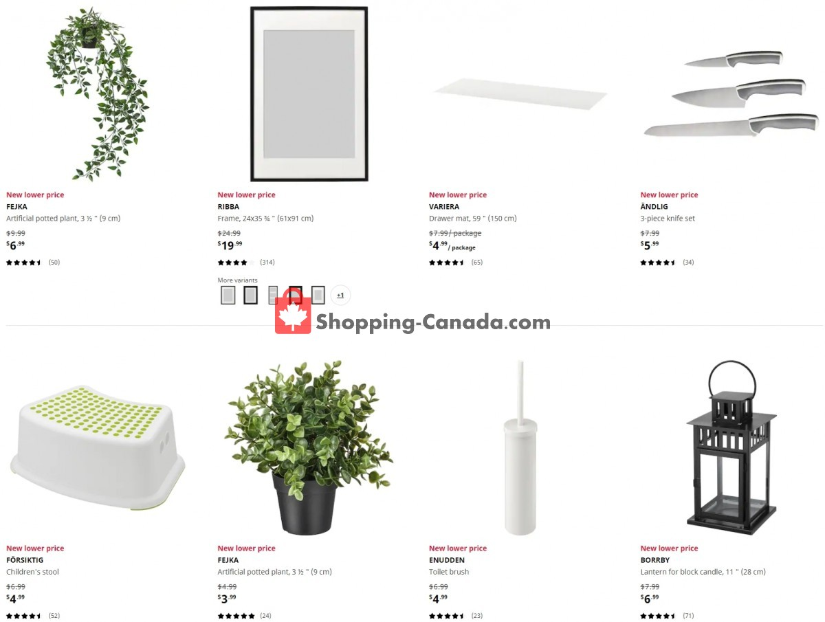 Flyer Ikea Canada - from Tuesday April 27, 2021 to Monday May 3, 2021